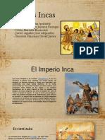 Vision Historica Incas Miercoles