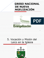 5. Vocación y Misión del Laico en la Iglesia.ppt