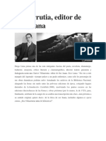 Villaurrutia, Editor de Sor Juana