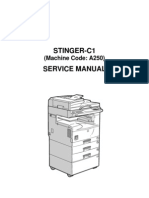 Ricoh Aficio 180 Service Manual