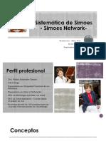 Sistematica de Simoes