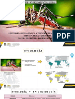 Chicunguña dengue y sica