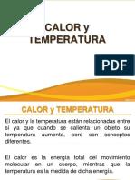6. Calor y Temperatura
