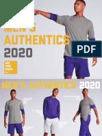 NTS M Authentics 2020