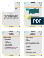 Planificación de La Capacidad 2014