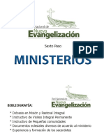 Web Ministerios
