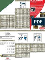 Manual Projetos de Sistemas Mecânicos
