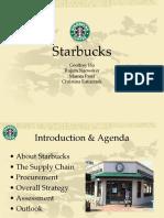 242201148 Starbucks Supply Chain Ppt