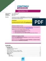 Carta Tecnica Contpaq i Factura Electronica 252