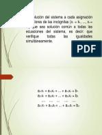 Sistema de Ecuaciones 3