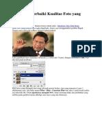 Cara Memperbaiki Kualitas Foto yang Buruk.docx