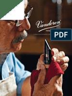 Catálogo Vandoren