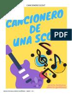 Cancionero UNA SCOUT