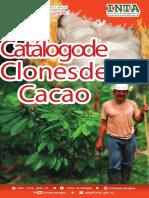 Catalogo de Las Mejores Variedades de Cacao en Nicaragua