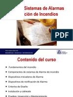 Manual Curso de Alarma y Deteccion de Incendios 2016
