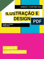 Trabalho i - Ilustração e Design (Apresentação)