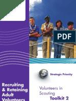Scouts Volunteers Kit