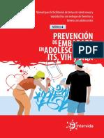 Prevencion Embarazo Adolescente