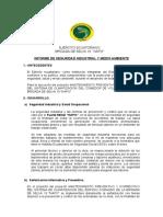 7.- Manejo Ambienta, Seguridad Ocupacional