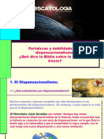 TALLER I Dispensacionalismo 2013
