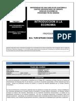 Intro. a La Economia Auditoria