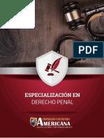 Derecho Penal LECTURA
