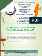 EXPO CTA. 26