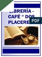 Proyecto Libreria -Cafe