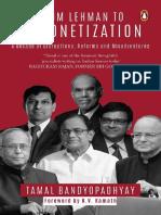 From Lehman to Demonetization - Tamal Bandyopadhyay (1)