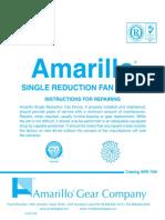 Single Reduction Fan Drive Repair Manual - 0709.pdf