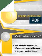 Online Pub Presentation