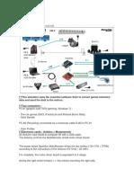 XSIM Telemetry data to Motors