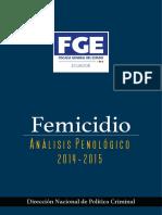 feminicidio estudio