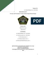 Refleksi Kasus DHF (NIKMAH_30101507524)