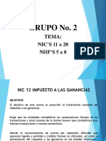 Diapositivas Exposicion Nic 11-20 Niff 5- 8
