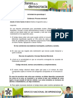AA2 Evidencia Proceso Electoral