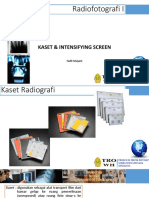 Kaset Dan Screen