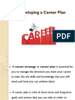Career Strategy