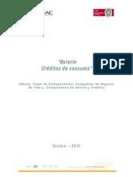 Boletin octubre.10 Créditos de consumo -SERNAC (24 Págs)