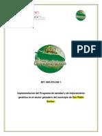 Modelo Proyecto
