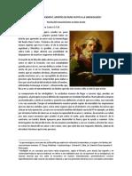 Cómo Conocemos, Aportes de Duns Scoto a La Gnoseología