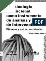 Perez, m. El Trabajo Del Psicólogo Educacional