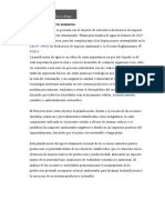 Declaracion de Impacto Ambiental