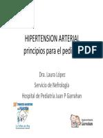 Hypertension arterial