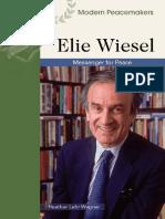 Heather Lehr Wagner - Elie Wiesel (Modern Peacemakers)