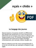 Le Français Chido
