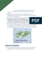 La Soberanía de Malvinas (Final)