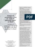 saúde da população negra no brasil