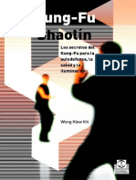 KungFu Shaolin - Wong Kiew Kit