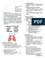 Pneumonia-Handout Part 1